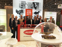 01/12/2016: EuroTier 2016: Lallemand Animal Nutrition presents innovations YANG and MELOFEED
